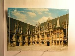 Rouen - La Cour Intérieure Du Palais De Justice ..... - Rouen