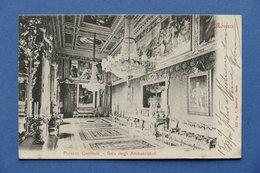 Cartolina Roma - Palazzo Quirinale - Sala Degli Ambasciatori - 1903 - Roma