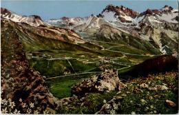 L Oisans En Dauphine - Les Cols Du Lautaret Et Du Galibier - France
