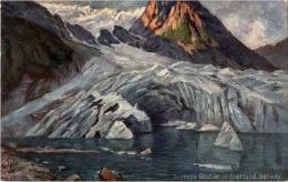 Norway - Suphelle Glacier In Fjaerland Tucks - Norway