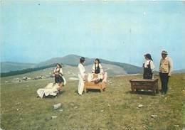 D1384 Targul De Fete De Pe Muntele Gaina - Romania