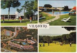 GOLF: Vilamoura - (Algarve, Portugal) - Swimmingpool/Piscine - Golf