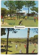 GOLF: Vilamoura - (Algarve, Portugal) - Clubhouse - Golf