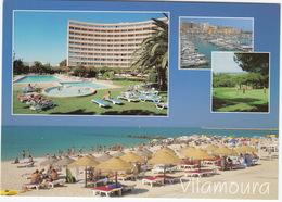 GOLF: Vilamoura - (Algarve, Portugal) - Hotel Dom Pedro Golfe - Swimmingpool/Piscine - Golf