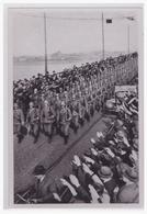 """DT- Reich (000538) Propaganda Sammelbild Adolf Hitler"""""""" Bild 149, Der Einzug Der Deutschen Truppen über Die Mainzer Rhei - Germany"""