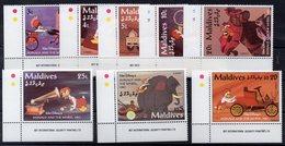 MALDIVES   Timbres Neufs ** De 1995  ( Ref 5698 ) Disney - Donald - Maldives (1965-...)