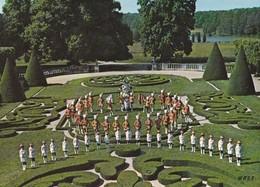 Carte 1975 CLUB DES MINIRETTES ET MAJORETTES VATANAISES / MAIRIE DE VATAN - Francia