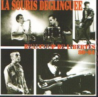 La SOURIS DEGLINGUEE - Beaucoup De Libertés 80-84 - CD - Punk