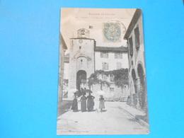 81 ) Vabre - N° 32 - La Mairie - Traouc Dé La Campano - Année 1903 - EDIT : Labouche - Vabre