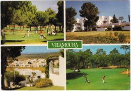 GOLF: Vilamoura - (Algarve, Portugal) - 2x GOLF & 2x GOLF CART - Golf