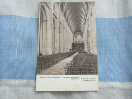 Winchester Cathedral England - Royaume-Uni