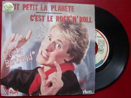 """DISQUE Vinyle 45 T - PLASTIC BERTRAND """" Tout Petit La Planete - C'est Le Rock' N' Roll """" 1979 - TBE - Vinyl Records"""