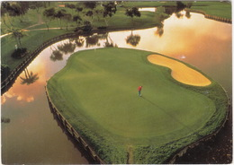 GOLF: Algarve (Portugal) - Die Schönsten GREENS Rund Um Den Globus; Schlag Auf Schlag An Der Algarve - 'Golftours' - Golf