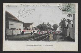 BATHURST ( Gambia River ) - Picton Street - Gambie