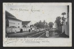 BATHURST ( Gambia River ) - Picton Street - Gambia