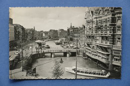 Cartolina Olanda - Amsterdam - Rokin - 1958 - Postcards