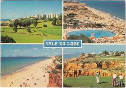 GOLF:  Vale De Lobo (Almansil, Algarve, Portugal) - Swimmingpool/Piscine - Golf
