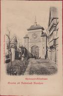 Bornem Bornhem Buitenland Oud Antwerpen Kipdorppoort Gildenkamer Groeten Uit Kip-dorpport - Bornem
