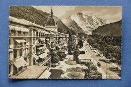 Cartolina Svizzera - Interlaken E Jungfrau - 1958 - Postcards