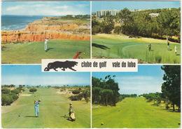 GOLF:  Vale De Lobo ( Algarve, Portugal) - 4x Clube De Golf - Golf