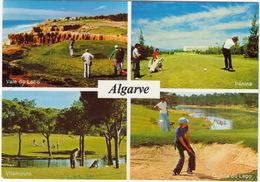 GOLF: Algarve (Portugal) - Vale Do Lobo, Vilamoura, Penina & Quinta Do Lago - Golf