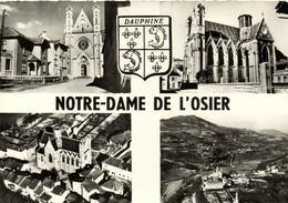 1 Cpsm Notre Dame De L'osier - Francia