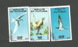 218/20   Oiseaux (clascamerou18) - Used Stamps