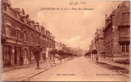 62 LAVENTIE - Rue Des Clinques (pompe à Essence) - Laventie