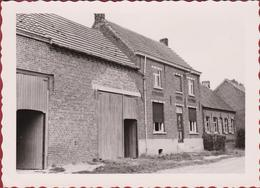 Ressegem Herzele Oude Foto Huis Hoeve 'Bij Senie' 10.5 X 8.3 Cm (In Zeer Goede Staat) Vroege Jaren '60 - Herzele