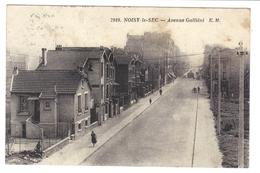 93 Noisy Le Sec  Avenue Gallieni - Noisy Le Sec