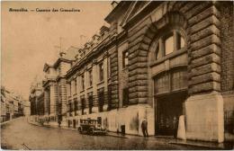 Brussel - Bruxelles - Caserne Des Grenadiers - Monuments, édifices