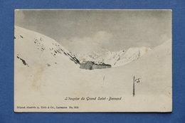 Cartolina Svizzera - Ospizio Del Gran San Bernardo - Hospice Grand St. Bernard - Postcards