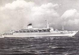 Ship Galileo Galilei - Lloyd Triestino Trieste 1966 - Altri