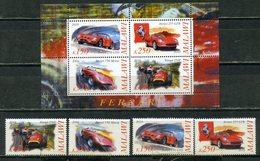 Y85 MALAWI (FANTASTICA) 2010 SPORTS CARS. FERRARI - Cars