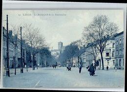 70785408 Liege Luettich Liege Boulevard Sauveniere * Liege - België