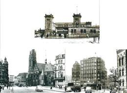 3  Bilder Von  Saarbrücken   Aus Dem Jahre 1952 - Repro's