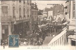 Dépt 03 - LAPALISSE - Rue Du Marché - Lapalisse