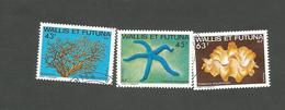 251/53      Faune  (clascamerou18) - Used Stamps