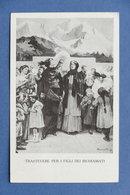 Cartolina Commemorativa - Lotteria Pro Famiglie Richiamati Trastevere Del 1916 - Postcards