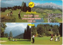 GOLF: Seefeld - Ihr Golf- Und Urlaubsparadies 1200 M - Tirol - (Austria/Österreich) - Golf