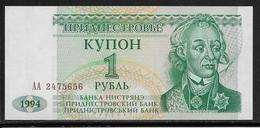 Transnistria - 1 Ruble - Pick N°16 - NEUF - Banknotes