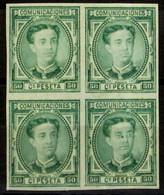 España 179s (4) * - 1875-1882 Reino: Alfonso XII
