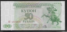 Transnistria - 50 Rublei - Pick N°19 - NEUF - Autres - Asie