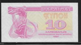 Ukraine - 10 Karbovantsiv - Pick N°84 - NEUF - Ucrania