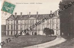 CPA  [56] Morbihan > Environs De Ploërmel - Loyat - Le Château - Rare - Ploërmel