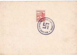 AUTRICHE 1938 CARTE SOUVENIR DE INNSBRUCK - 1918-1945 1. Republik