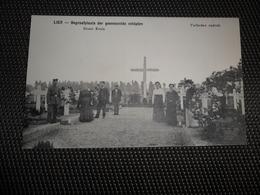 Lierre  Lier : Begraafplaats Der Gesneuvelde Soldaten - Eerste Wereldoorlog 1914  Duise Soldaten - Lier