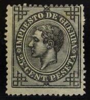 España 185 * - 1875-1882 Reino: Alfonso XII