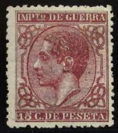 España 188 * - 1875-1882 Reino: Alfonso XII