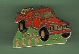 SAPEURS POMPIERS *** CCFF ROGNAC *** A051 - Firemen
